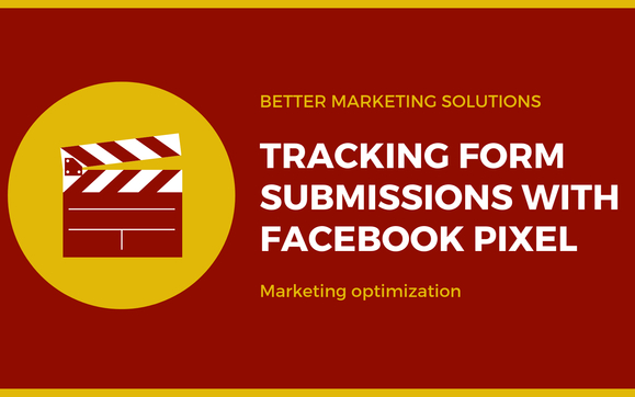 Tracking Form Submissions with Facebook Pixel by Sambuno