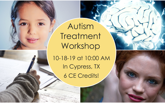 Autism Treatment Workshop by Nathan Driskell: Asperger's