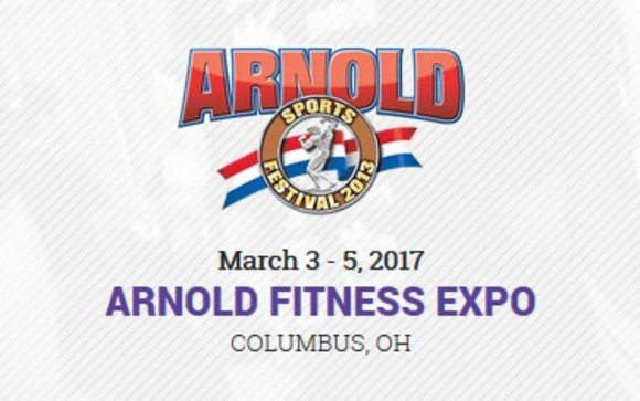 Arnold Fitness Expo by Europa Sports Products in Windsor, CT