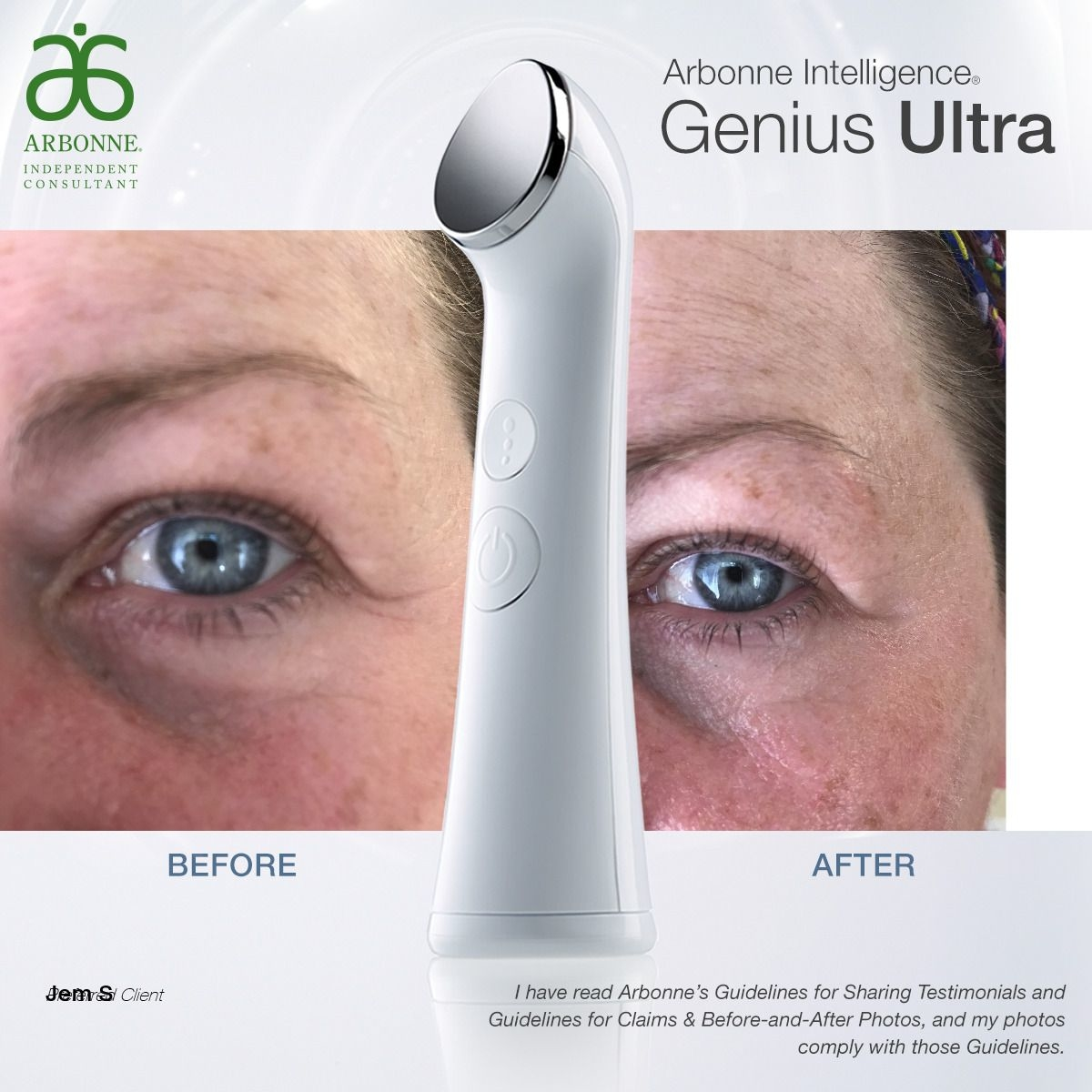 Genius Ultra By Arbonne Independent Consultant In Crofton Md