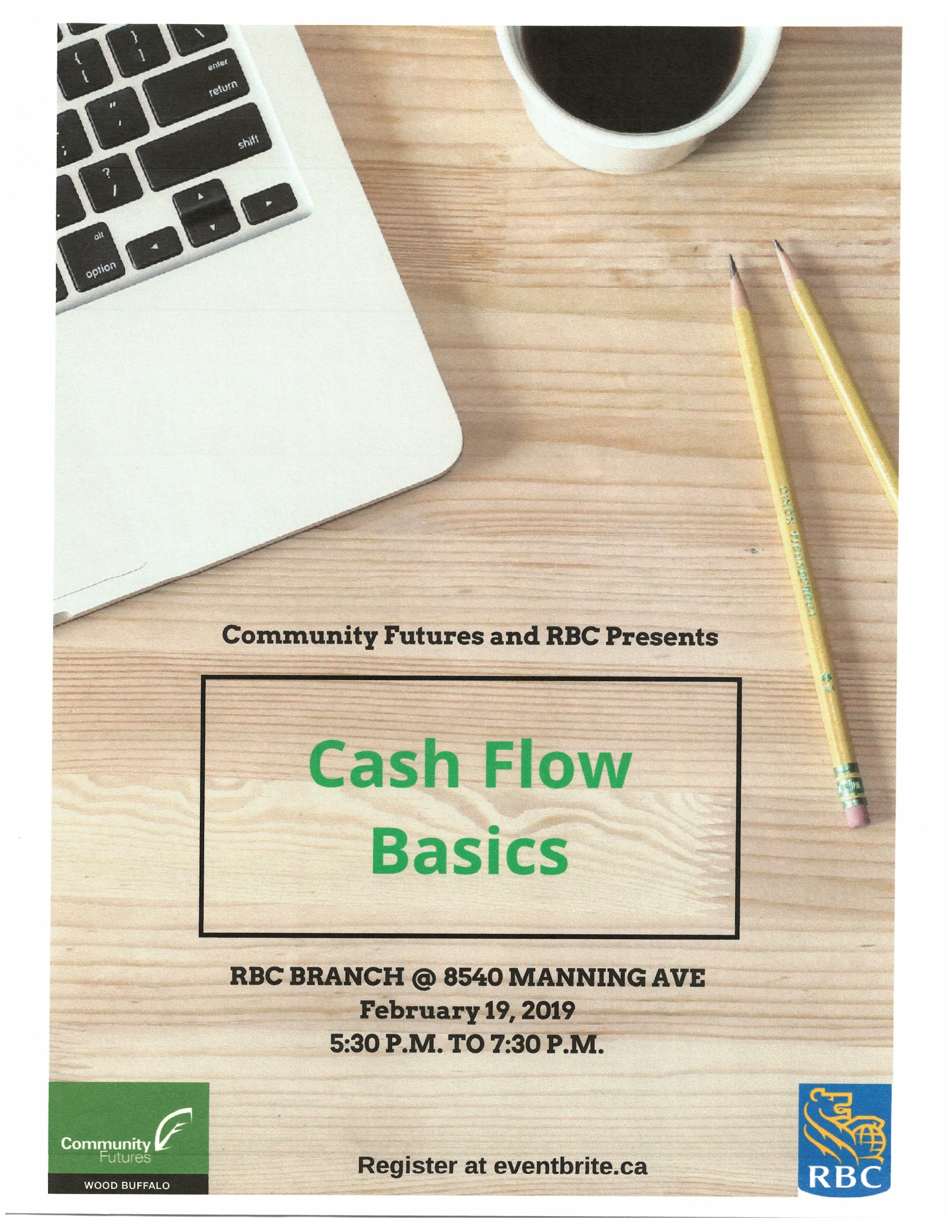 Business Cash Flow - Basics by MOHAMMED ALSOUFI RBC