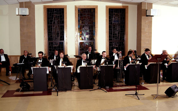 Free Big Band Concert by Music & Technology Services in Scenery Hill