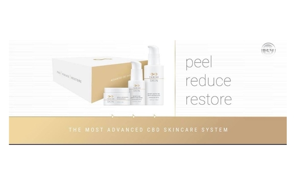 Thrive SKIN CBD infused skincare by Le-Vel Thrive in