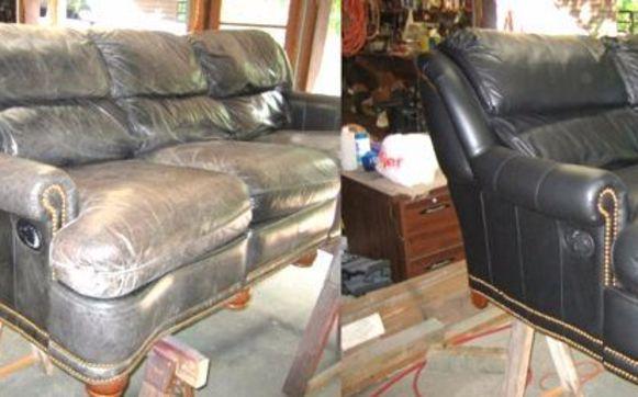 Medical Furniture Vinyl Upholstery Repair And Restoration