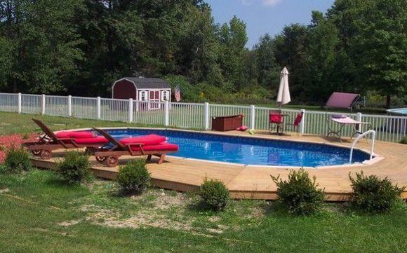 Above-Ground Pools by Lakeland Unique Pools Spas-n-More in Lakeland ...