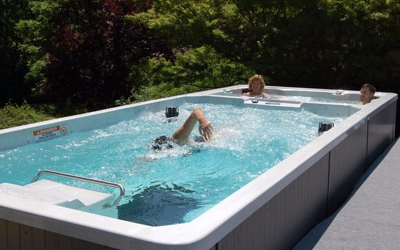 Swim Spas by Lakeland Unique Pools Spas-n-More in Lakeland, FL ...
