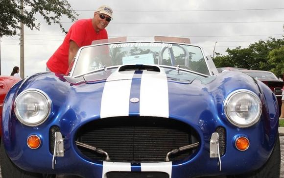 Classic Car Shows, live entertainment, Festivals by The