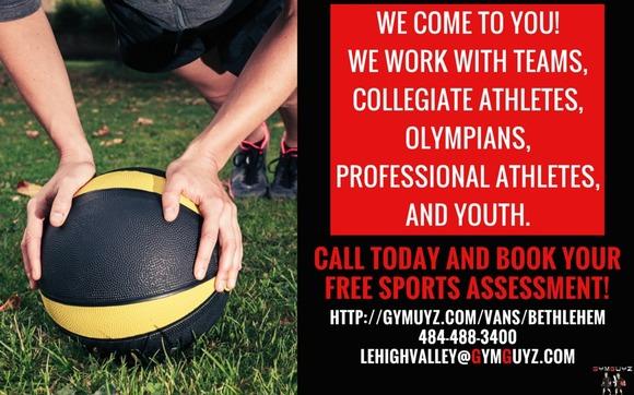 Speed & Agility Training by GYMGUYZ Lehigh Valley #1 in Home