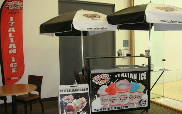 Mobile SF Bay Area Ice Cream Cart Catering & Rental Options by