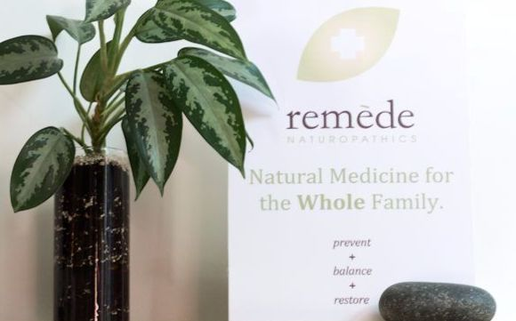 Naturopathic Medicine by Remede Naturopathics Integrative Health