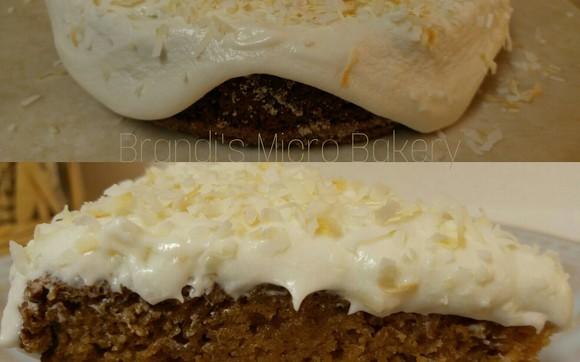 Whole Wheat Vanilla Cake By Brandis Micro Bakery In Mobile AL