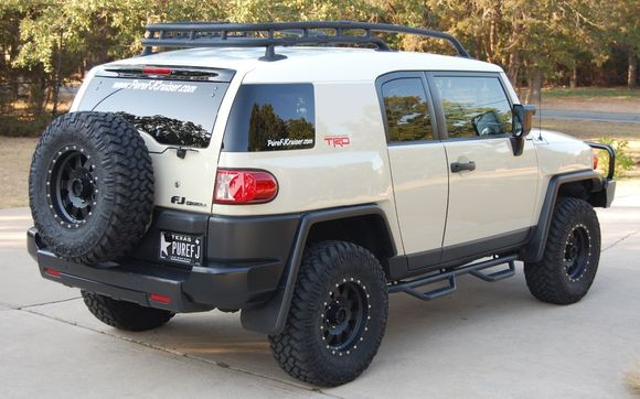 Fj Cruiser Parts Accessories By Pure Fj Cruiser Pure Tacoma Pure