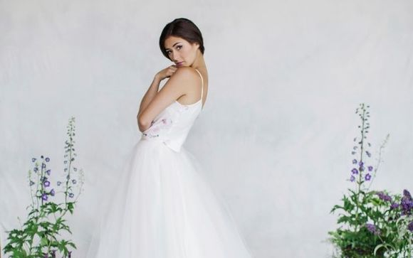 46f2ba97d9 Last minute wedding  We sell our sample dresses off the rack at 20-60% off  the retail price!