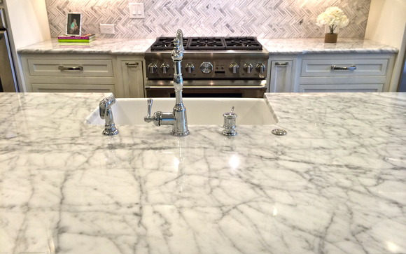 Stone Countertops By Carolina Custom Kitchen And Bath In