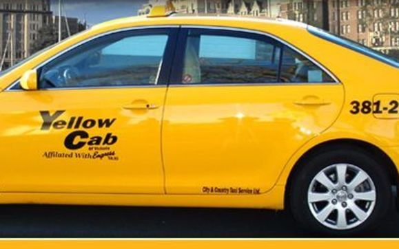 Taxi Company by Yellow Cab Victoria in Victoria, BC - Alignable