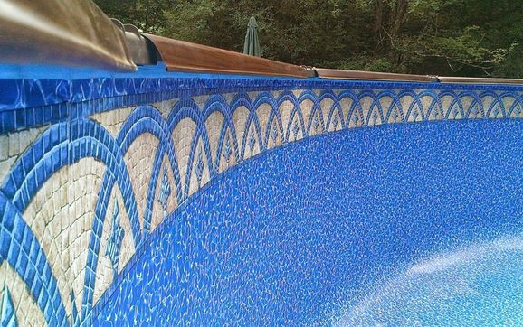 Image result for pool liner replacement
