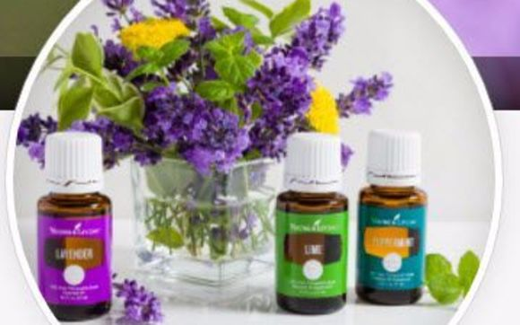 Young Living Essential Oils by Adrilia Pedersen Wellness in St