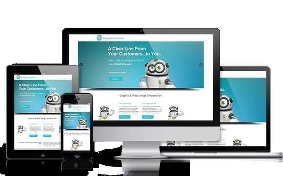 Website Design by ClearLine Interactive in Hudson, NH