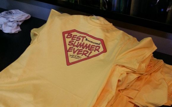 ec9501441 Screen Printing by Big Frog Custom T-Shirts & More of Woodbury in ...