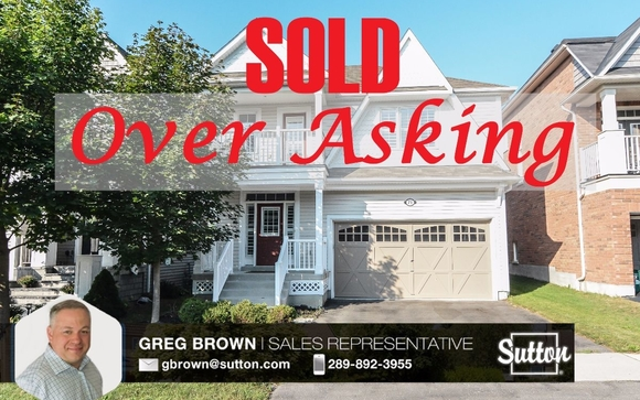 Brooklin Home by Greg Brown - Sutton group Heritage Realty