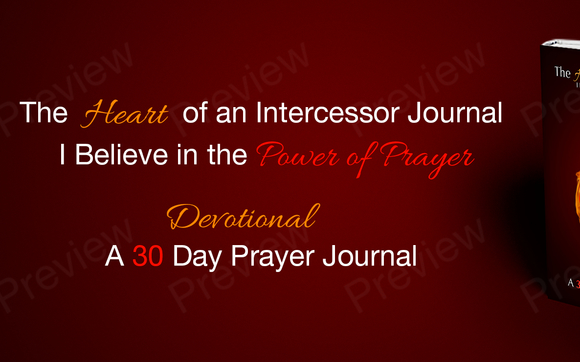 The Heart of an Intercessor 30 Day Prayer Journal by Impact for