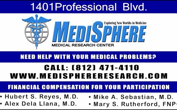 Paid Medical Research Studies by MediSphere Medical Research