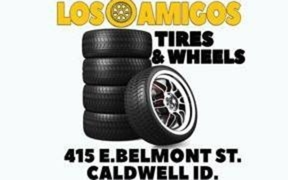 Amigos Tire Shop >> New And Used Tires By Los Amigos Tires And Wheels In Caldwell Id