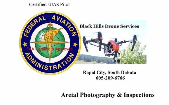 Contact Black Hills Professional Home Inspections Llc Drone Services