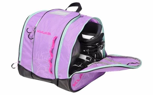 dc0784a639 Comfort designed front loader lightweight ski boot bag backpack for  children s alpine ski boots