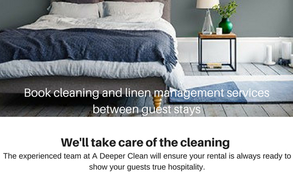 AirBnB & Vacation Rental turns by A Deeper Clean in
