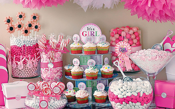 Baby Shower Dessert Tables By La Boutique House Of Fashion Llc In