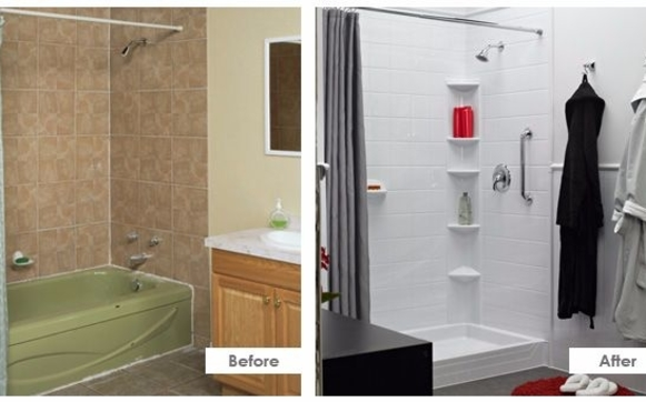 Tub To Shower Conversion By Bath Fitter In Sacramento Ca Alignable