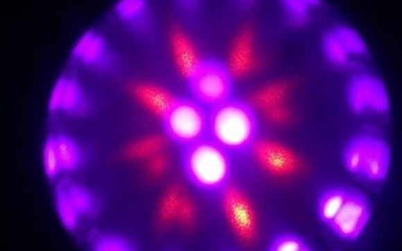 Quantum Wave Scalar Laser by Light And Sound Sessions in