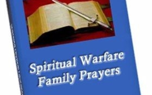 Family Spiritual Warfare Prayers by Touch of God Healing and