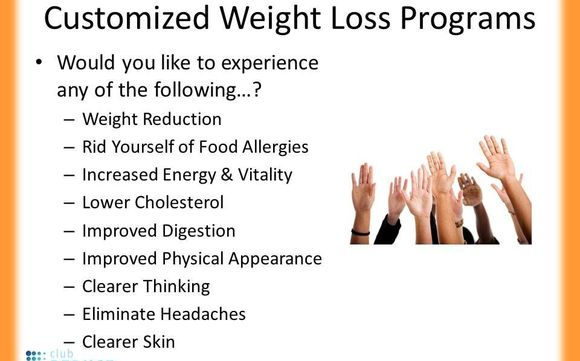 Holistic And Detoxifying Weight Loss Programs By New Life Wellness