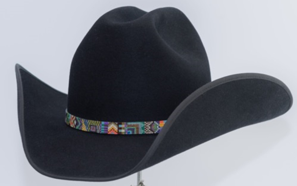 bee068b9e The classic Black hat by Rand's Custom Hatters in Billings, MT ...