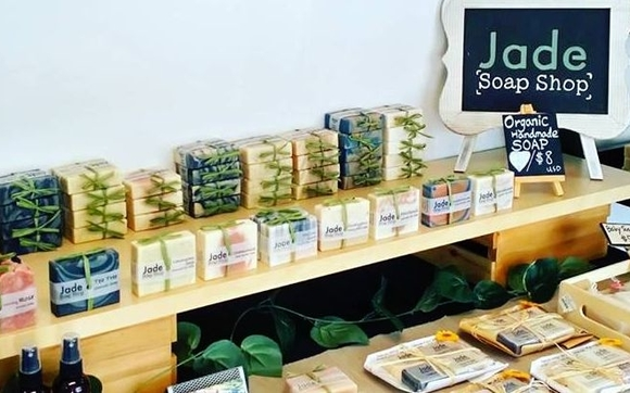 All Natural Handcrafted Soap by Jade Soap Shop in Lutz, FL