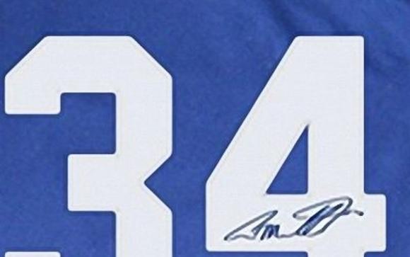 buy online 694f3 9ccfe Framed Auston Matthews Toronto Maple Leafs Signed Jersey ...