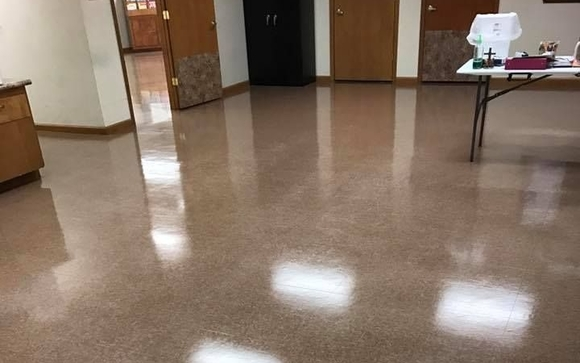 Strip Wax Vct Vinyl Composite Tile Flooring By Pure Clean Floor