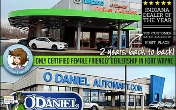 Contact Odaniel Automart Mazda