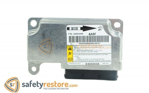SRS Airbag Module Reset by Safety Restore in Westfield, MA