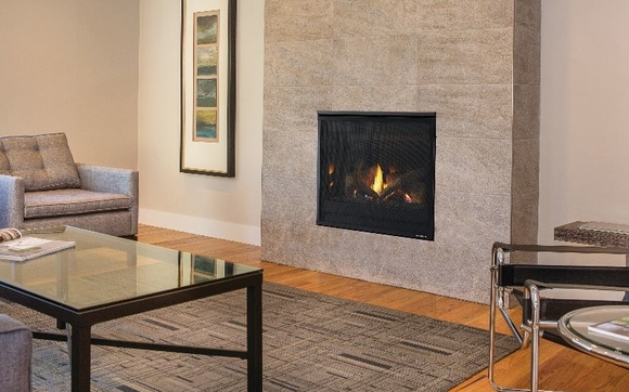 Direct Vent Fireplace Tune Up By Southwest In