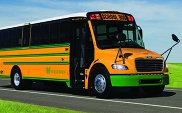 Thomas Built School bus by Midwest Bus Sales, Inc in Van Buren Area