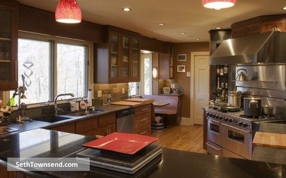 Kitchen Cabinets By Seth Townsend Kitchen Design Cabinets In