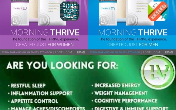 Thrive is an all natural premium grade vitamin supplement. It is non gmo and gluten free and diabetic friendly. It fills your nutritional gaps so that your ...