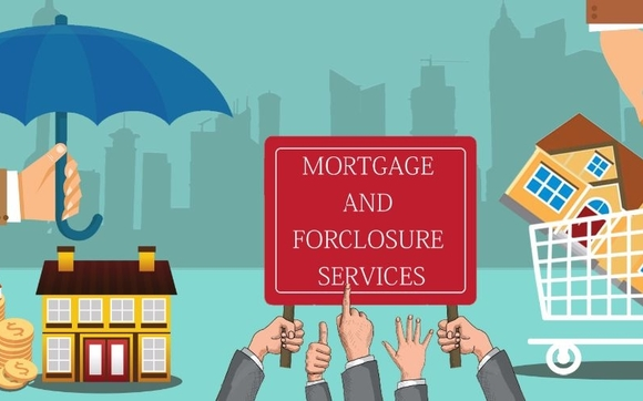 Mortgage & Foreclosure Processing Services by Data Entry