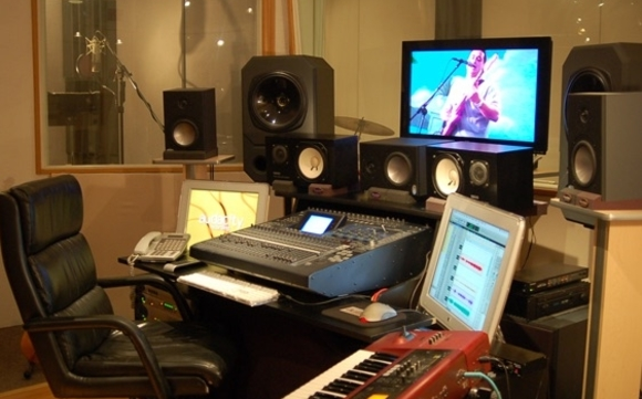 Recording Studio Services by Audacity Recording Studios in Hollywood