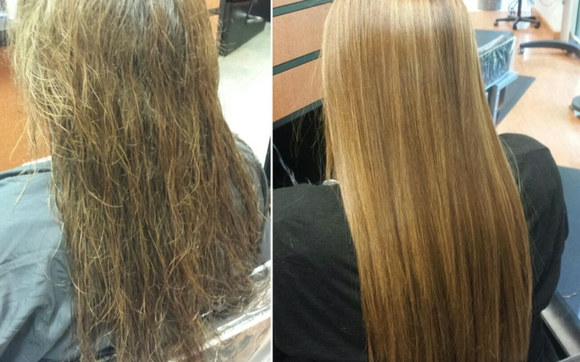 Brazilian Blowout by Experience Salon Studio in Wake Forest, NC