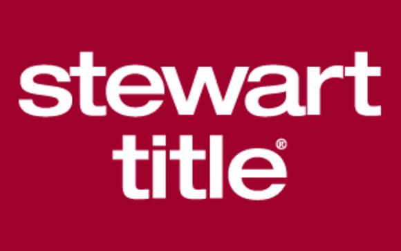 Image result for stewart title logo