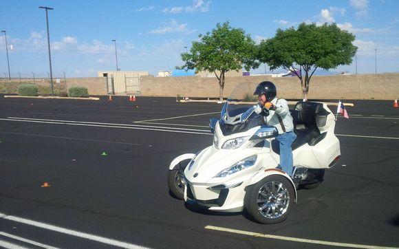 Peachy 3 Wheel Basic Rider Course By Ride Arizona Motorcycle Home Remodeling Inspirations Propsscottssportslandcom